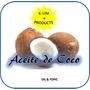 Aceite De Coco Extra Virgen Natural (uso Estetico)