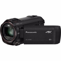 Camera Panasonic Filmadora Hc Vx981k 4k Ultra Hd Concorder