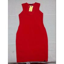 Lindo Vestido Forum Vermelho, Maravilhoso!aproveite!barato!!