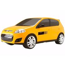 Carrinho Fiat Palio Sporting Amarelo - Roma