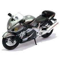 Miniatura Moto Suzuki Gsx-r 1300r Hayabusa 1/12