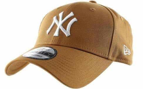 Boné Ny Aba Curva Trucker Baseball Ny Masculino Feminino - R  59 707221707e8