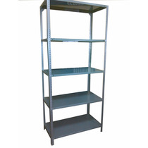 Estanteria Anaquel Metalico Rack Carga Pesada Color Blanc0.