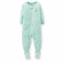 Pijamas Micropolar Carters Antideslizante Bebas Nenas Niñas