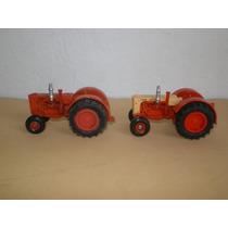 Miniatura Trator Case 600 Ertl Em Metal