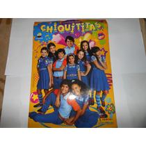 Álbum De Figurinhas Chiquititas Panini L7