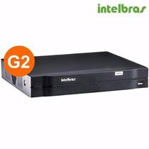 Dvr Intelbras 8 Canais 1008 Hdcvi 720p Geração 2