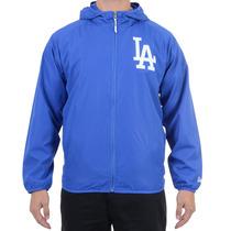 Jaqueta Masculina New Era Windbreack Los Angeles Dodgers Azu