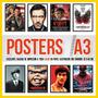 Posters A3 Personalizados Peliculas Juegos Publicidad Retro!
