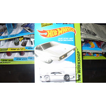 Lotus Espirit S1 James Bond 007 Hot Wheels Mattel