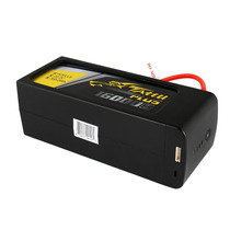 Bateria Lipo 6s 22.2v 16000mah 15c Gens Ace Tattu Plus Intel