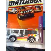 Matchbox Metro Bus Camion