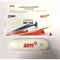 Bam Digitel 3.75g Impecable Con Línea Activa De 4gb