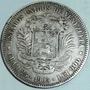 Vendo Fuerte O Cinco Bolivares De 1905 De Plata Ley 900 De 2
