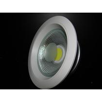 Luminária De Embutir Led Cob 18w Branco Frio / Branco Quente