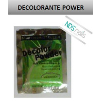 Polvo Decolorante Azul Para Cabello Powder 20 G