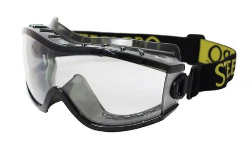 5cda320a8 Óculos Ampla Visão Proteção Everest Vicsa Lente Transparente - R$ 59 ...