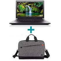 Notebook Lenovo B51 30 + Maletin Zom Impermeable Oferta!