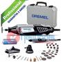 Micro Retifica Dremel 4000 110v 175w Kit 36 Acess + Maleta