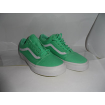 Tenis Vans Old Skool Off The Wall Unisex 25mx Hom 25.5mx Muj