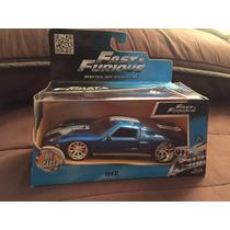 Ford Gt Coleccion Rapido Y Furioso Escala 1.32