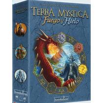 Terra Mystica Fuego Y Hielo (expansión), Juego De Mesa