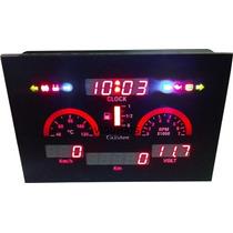 Painel Digital Multifuncional Guster Racing