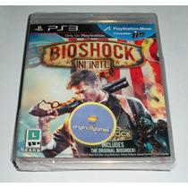 Bioshock Infinite   Ação   Tiro   Luta   Jogo Ps3   Original