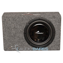 Caja Extra Chata Audio Pipe Apsb-10slm 400w - Audio Baires