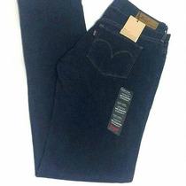 Jeans Levis Mujer Original Talla 34 Modern Straight Cod 005