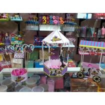 Candy Bar Soy Luna Accesorios