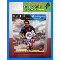 Fifa 2013 Fifa 13 Ps3 Original Lacrado Play 3 Em Português