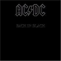 Ac/dc Back In Black!! Vinilo