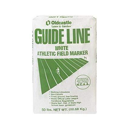 Marcador De Campo Guía Linea Color Blanco - $ 2,400.00 en Mercado Libre