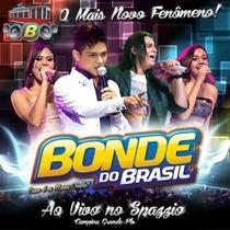 Cd Bonde Do Brasil Ao Vivo No Spazzio Campina Grande Pb