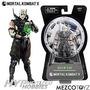 Mortal Kombat X 6 Series 2 Quan Chi Mezco Figura Video Game
