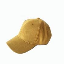Cap / Gorra Camel Gamuzada