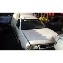 Sucata Seat Inca 1.6 1999, Motor, Cambio E Peças