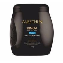 Aneethun Kinoa Lizz Phase 4 Máscara 1000g Hidratante