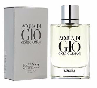fad1f1cf739eb Acqua Di Gio Essenza 125ml- Eau De Parfum- Armani - Original - R ...