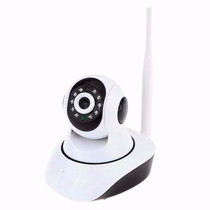 Camera Sem Fio Hd 720p 1.3 Mp Wi-fi Noturna Gira 360 Top