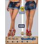 Falda Short Jeans Ultima Moda Casual Levanta Cola Dcto Mayor