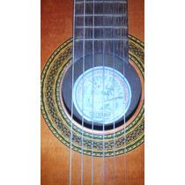 Guitarra Vicente Tatay, Hecha En España Modelo C116