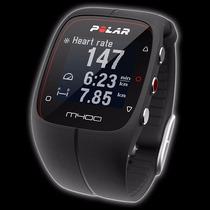 Reloj Polar M400 Gps Negro Con Banda Polar H7 Envio Gratis