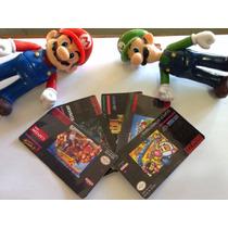 Labels P/ Cartuchos Super Nintendo Snes Com Qualidade