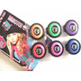 Tinta Colorida Para Cabelo - Monster High - 6 Cores