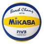 Pelota Beach Voley Mikasa Modelo Vxt 30 Cuero