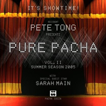 Cd Pure Pacha Vol. Ii (mixed By Pete Tong And Sarah Main)