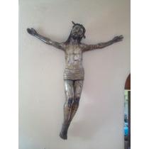 * Precio Especial * Cristo De Caña De Maíz Siglo Xvii