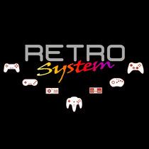 Retro System - Vídeo Game Multiplataforma 64gb - Infanto